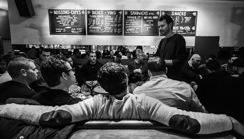 The Montreal Bachelor Party Craft Beer Tour benleux brewpub