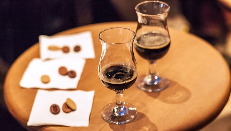 The Montreal Bachelor Party Craft Beer Tour genevieve grandsbois chocolates