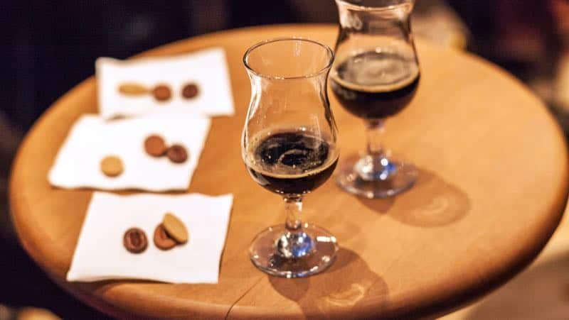 montreal bachelor party craft beer tour beer and chocolate
