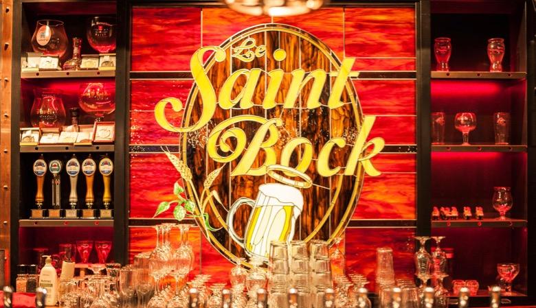 Montreal craft beer tour- Saint Bock