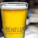 Montreal craft beer tour pint