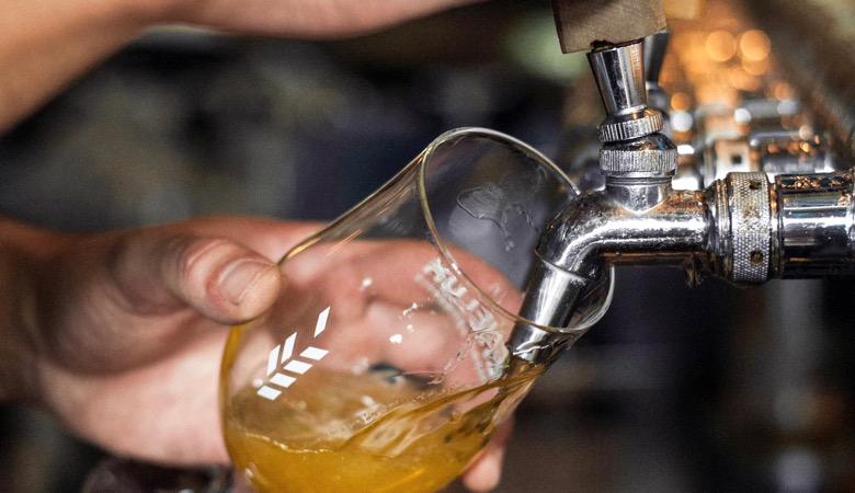 Montreal craft beer tour saison