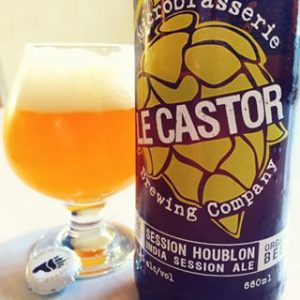 Session Houblon, Microbrasserie le Castor meilleure bière 2015