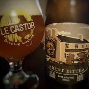 Brett Bitter, Micro-Brasserie le Castor