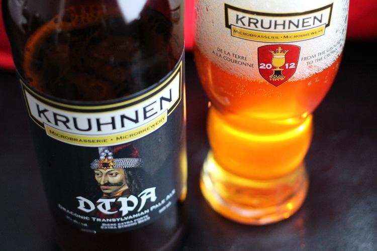Draconic Transylvanian Pale Ale